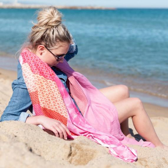 Shanna Sommer foulard 2016